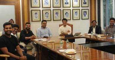 saurav ganguli in meeting with virat kohli and rohit sharma