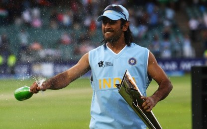 Image result for ms dhoni 2007