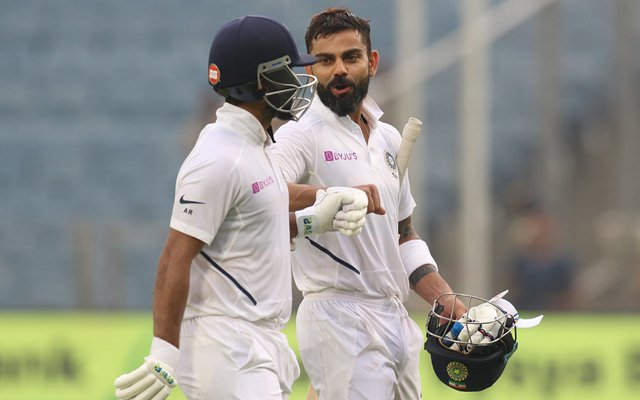 Ajinkya Rahane creates a world record; never got run-out in his 200 partnerships in Tests - CricTracker