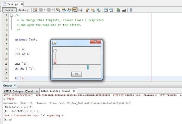 win7 x64 antlrworks 2.0 same error
