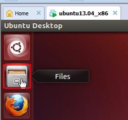 ubuntu choose files