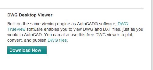 dwg desktop viewer download now