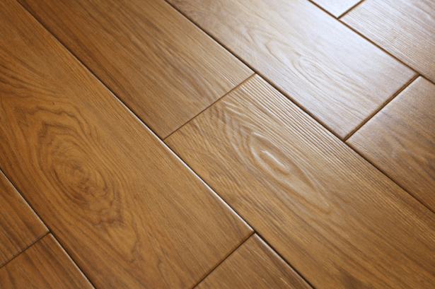liwai imitate oak style wood grain tile laying effect