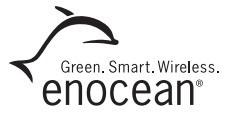 enocean green smart wireless logo