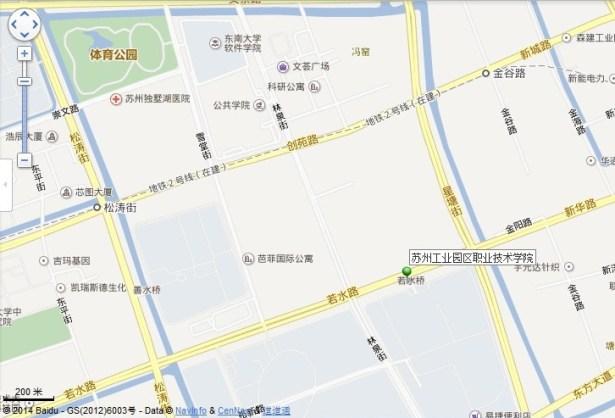 ivt jiubang badminton court location map view near