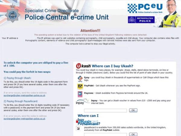 police scientifique cybercriminalité