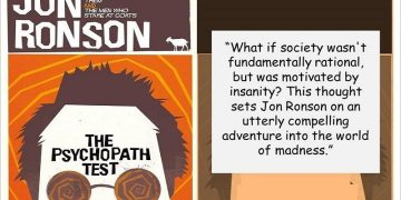 The Psychopath Test by John Ronson