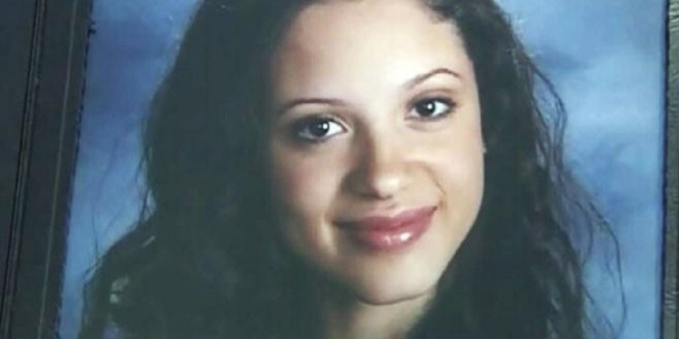 Faith Hedgepeth who was murdered in 2012.