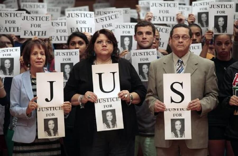 Justice for Faith Hedgepeth
