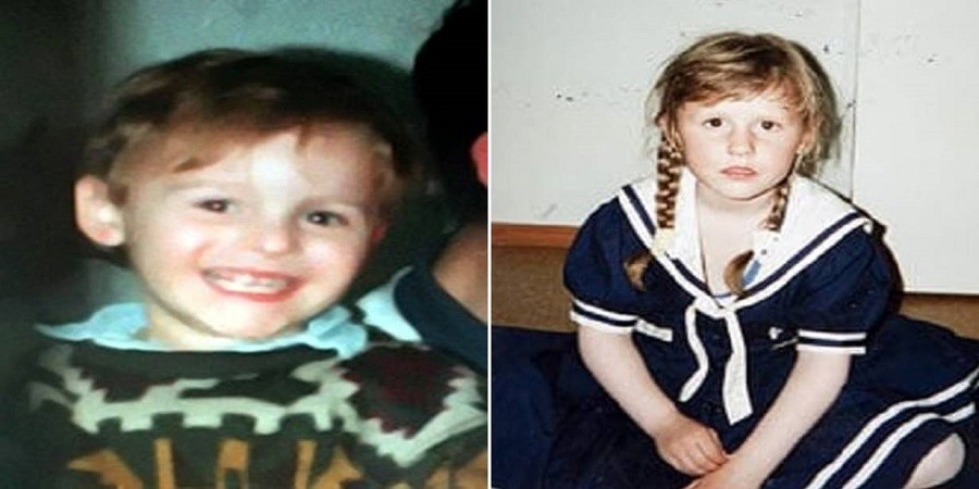 2-year-old James Bulger and 5-year-old Silje Redergard
