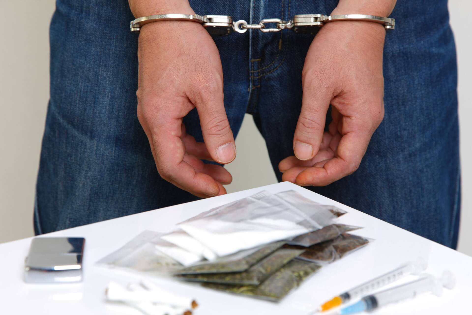 Drug Crimes Attorney Fort Worth