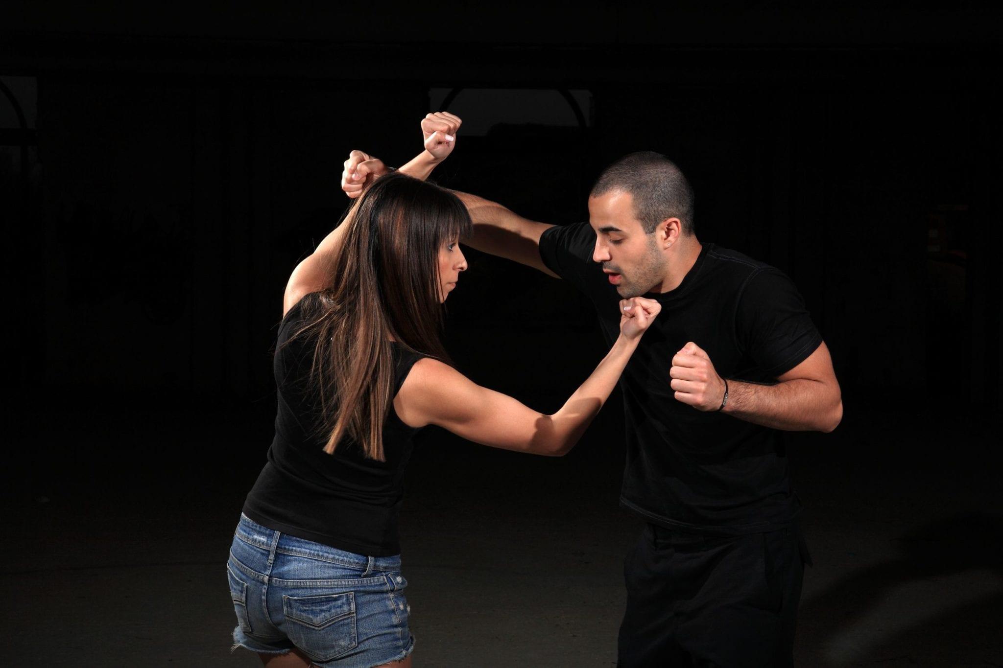 Self Defense Domestic Violence Texas
