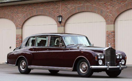 Rolls-Royce Phantom VI Limousine