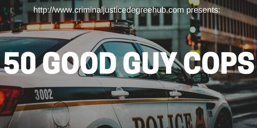 50 good guy cops