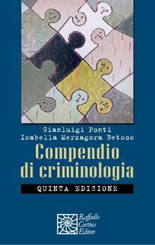 Copertina Libro: Compendio di criminologia