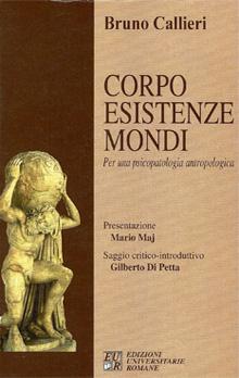 Copertina Libro: Corpo esistenze mondi