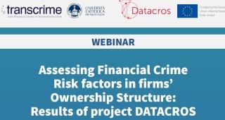 Assessing Financial Crime