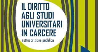 8 luglio 2021: Il diritto agli studi universitari in carcere