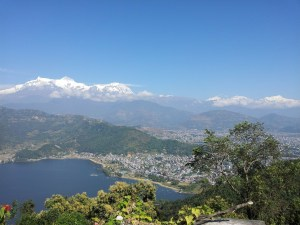 pokhara view image from pixabay