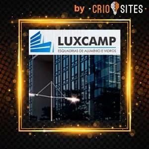 Luxcamp Esquadrias de Aluminios e Vidros em Campinas, Sumaré, Hortolândia