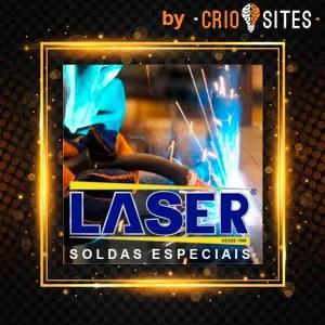 Laser Soldas Especiais – Criação de Sites para Empresas