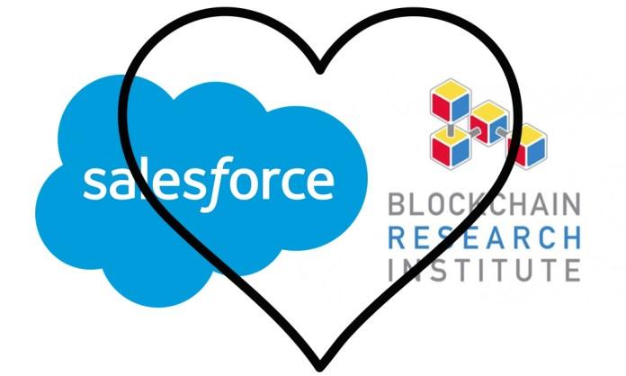 Salesforce se une al Blockchain Research Institute