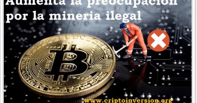 mineria ilegal criptomonedas