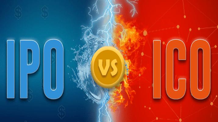 ICO comparados con las OPI