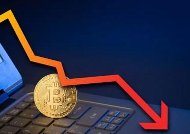 bitcoin drop down