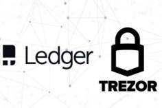 HardwarewalletLedger Trezor