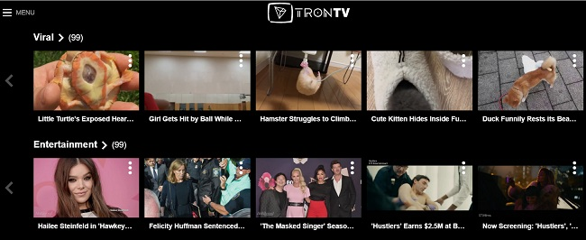 Tron tv