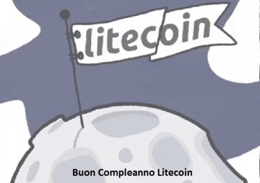Happy Birthday Litecoin Criptoita