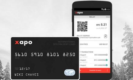 Revisión a la tarjeta de débito bitcoin de Xapo