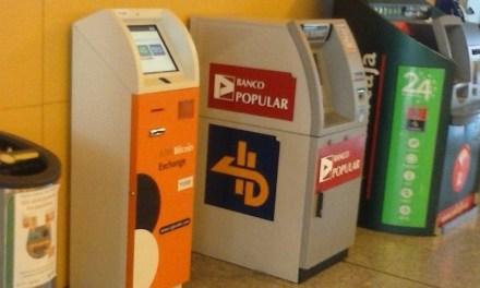 Málaga ya tiene su primer cajero bitcoin