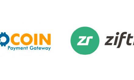 GoCoin se fusiona con Ziftr