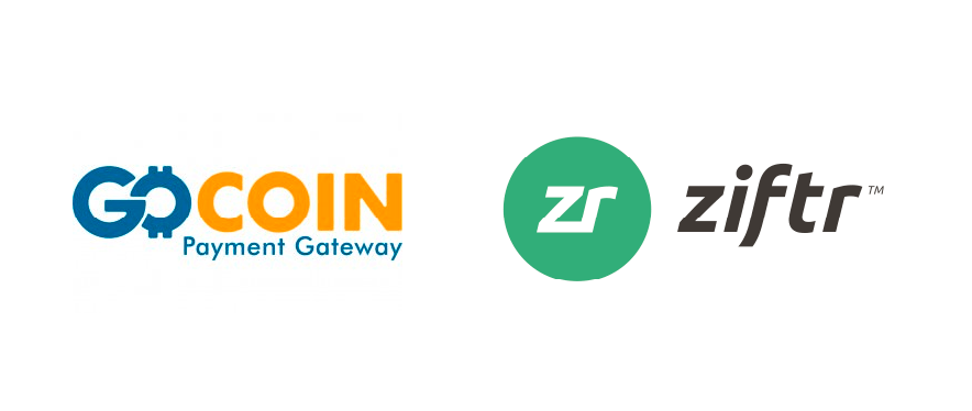 GoCoin se fusiona con Ziftr