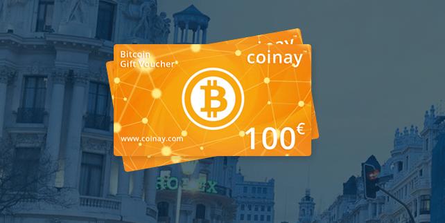 Coinay permite comprar bitcoins en los vecindarios españoles