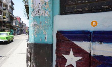 Cuba registra su primera transacción Bitcoin