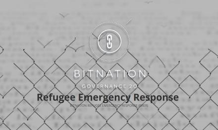 Bitnation ofrece identificaciones y tarjetas bitcoin a refugiados en Europa