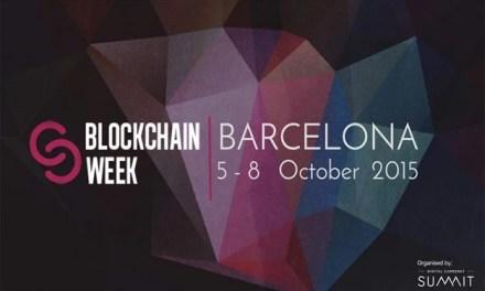 La 'Blockchain Week' arranca esta semana en Barcelona