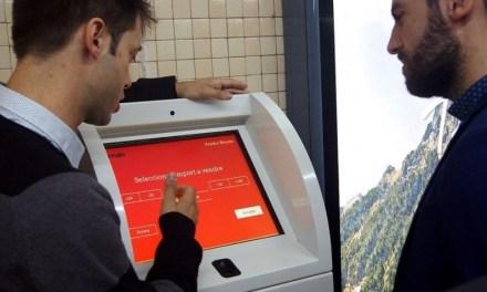 Ferrocarrils de la Generalitat de Catalunya instala un cajero de bitcoins