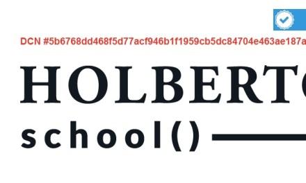 Holberton School registra títulos académicos en la Blockchain