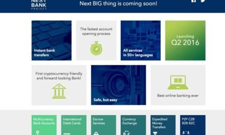 NextBank recibe 950.000 $ de inversión y abre inscripciones tempranas