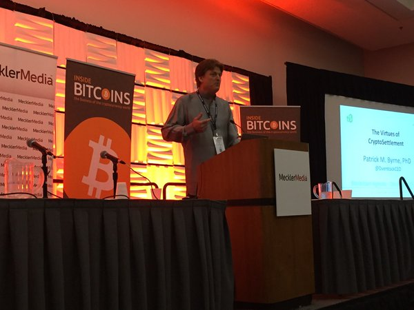 Patrick Byrne: Wall Street intentará refrenar la revolución bitcoin mediante R3