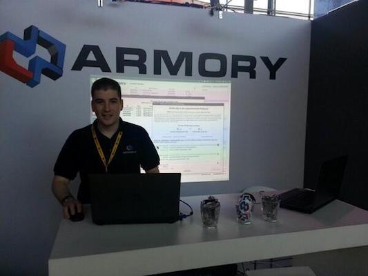 CEO de Armory renuncia tras crisis administrativa y legal de la empresa