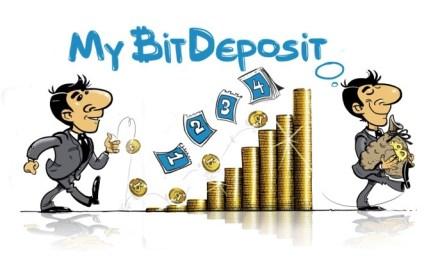 La plataforma de depósitos de Bitcoin MyBitDeposit, inicia aceptando Litecoin y DASH