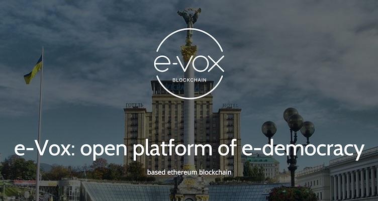 Ucrania implementará tecnología blockchain para procesos electorales