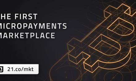 21 Inc inaugura mercado de API's basado en el 21 Bitcoin Computer