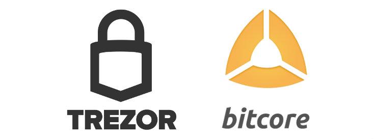 MyTREZOR.com migra hacia Bitcore y se convierte en un sistema open-source