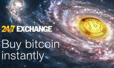 247Exchange.com permite comprar Bitcoin a través de tarjetas de pago en 5 diferentes monedas